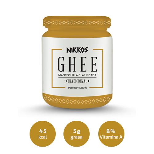 Ghee Nikkos Tradicional