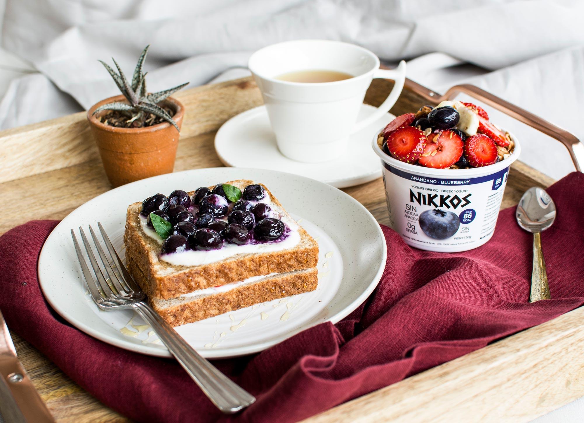 Yogurt Griego Nikkos