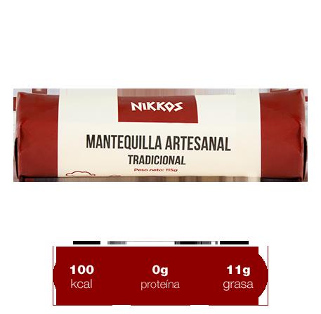 Info Mantequilla Artesanal